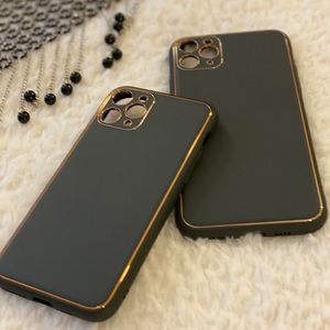 High quality faux leather iPhone cases 11 max +11